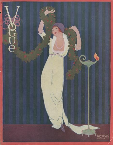 Issue: - December 15 1912   Vogue