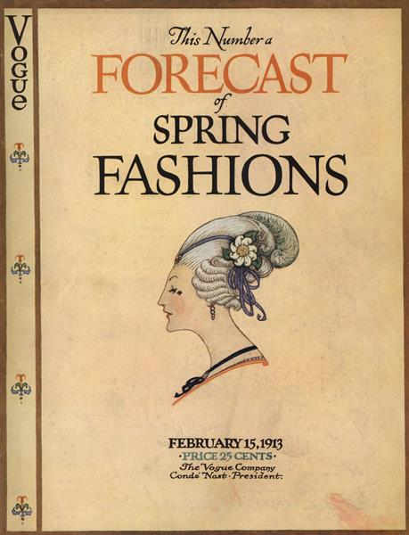 Issue: - February 15 1913 | Vogue
