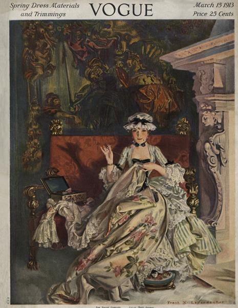 Issue: - March 15 1913 | Vogue