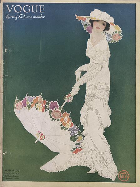 Issue: - April 15 1913 | Vogue