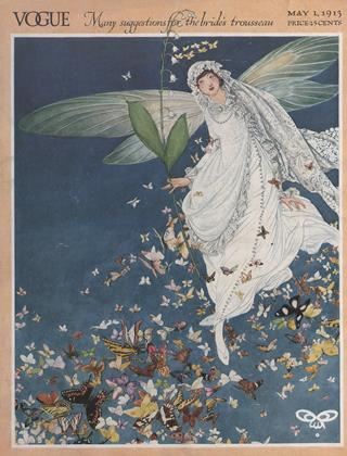 Cover for the May 1 1913 issue