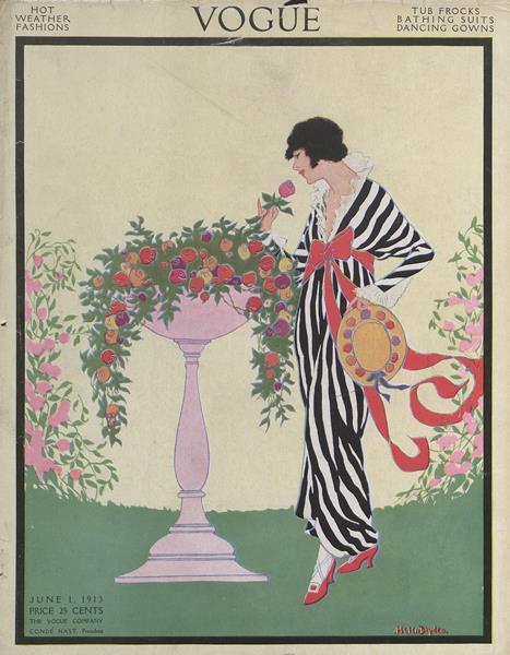 Issue: - June 1 1913   Vogue