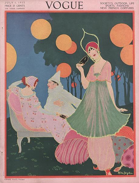Issue: - July 1 1913 | Vogue