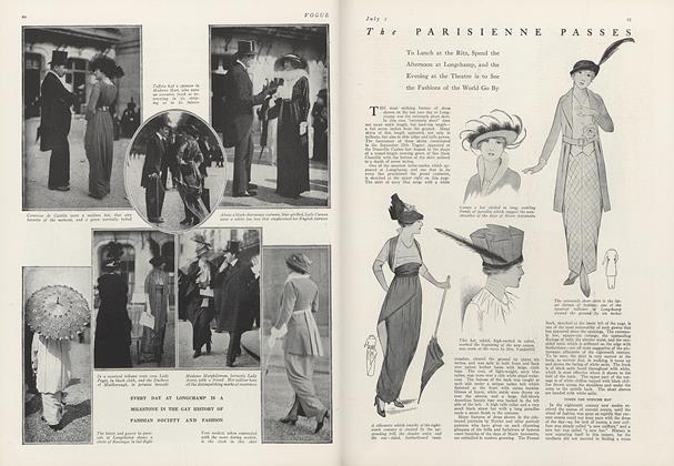 The Parisienne Passes