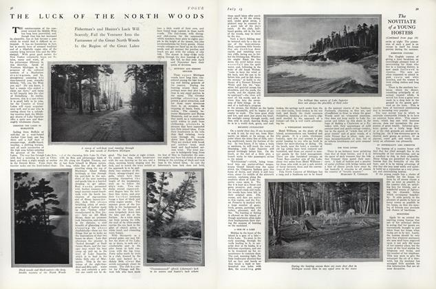 The Luck of the North Woods