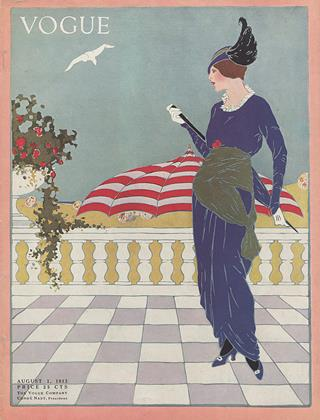 Cover for the August 1 1913 issue