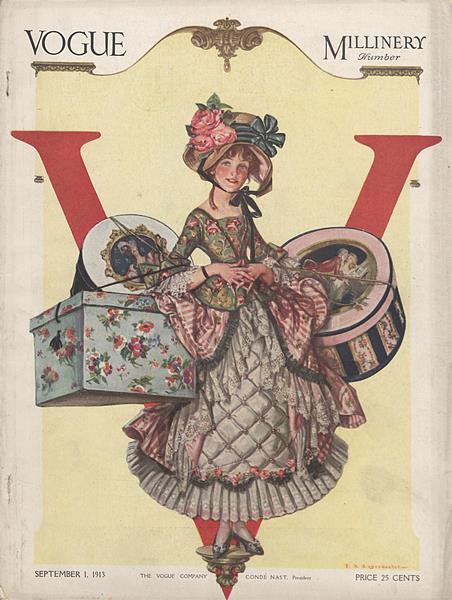 Issue: - September 1 1913 | Vogue