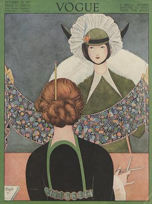 Cover for the October 15 1913 issue