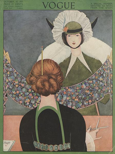 Issue: - October 15 1913 | Vogue