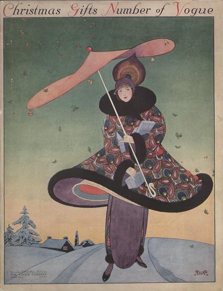 Issue: - December 1 1913   Vogue