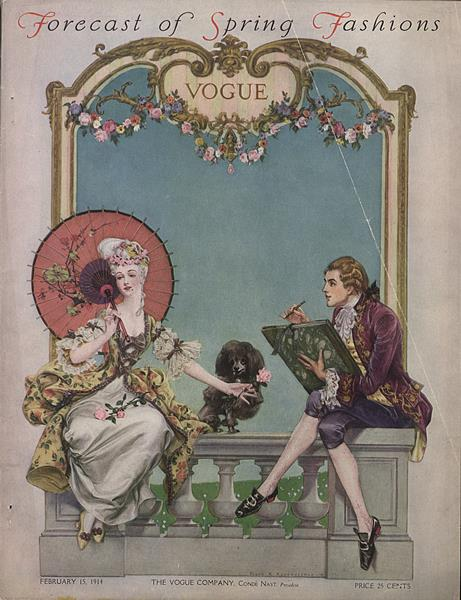 Issue: - February 15 1914 | Vogue
