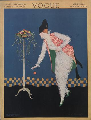Cover for the April 15 1914 issue