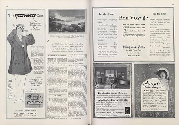 Article Preview: Contents April 15, 1914, April 15 1914   Vogue