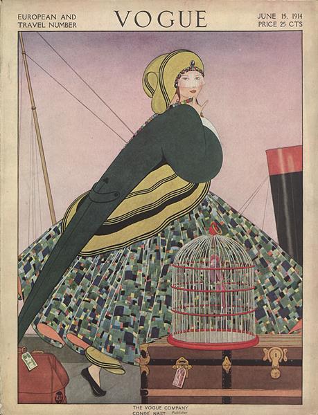 Issue: - June 15 1914 | Vogue