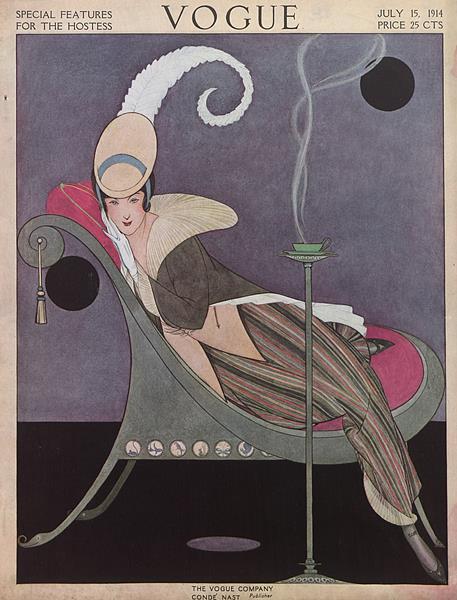 Issue: - July 15 1914 | Vogue
