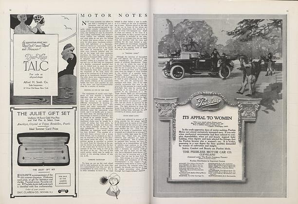 Motor Notes