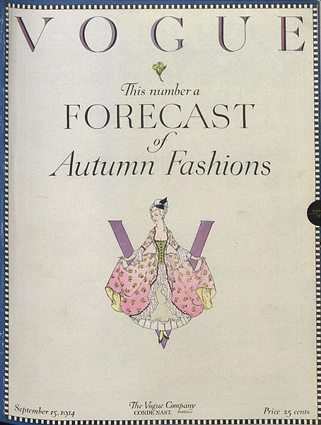 Issue: - September 15 1914 | Vogue