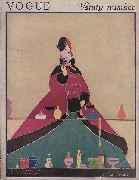 Issue: - November 15 1914 | Vogue