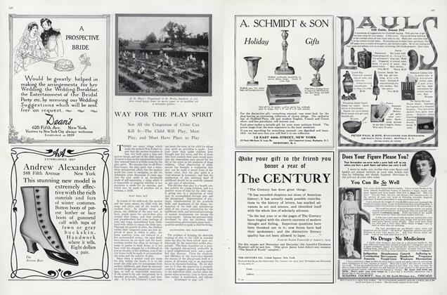 Article Preview: Way for the Play Spirit, December 1 1914 | Vogue