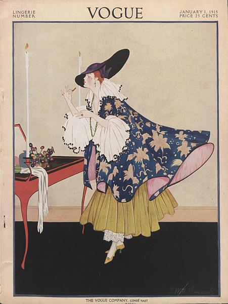 Issue: - January 1 1915 | Vogue