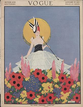 Cover for the January 15 1915 issue