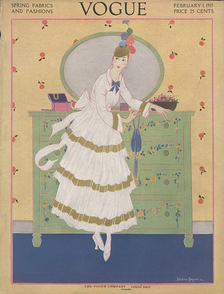 Issue: - February 1 1915 | Vogue