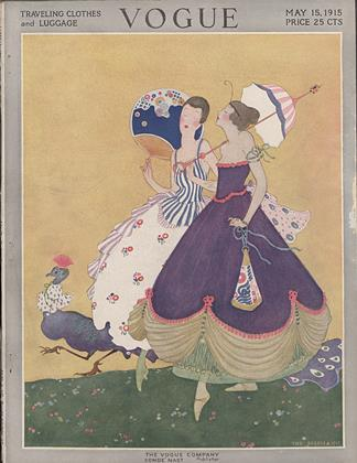 Cover for the May 15 1915 issue
