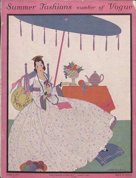 Issue: - June 1 1915 | Vogue