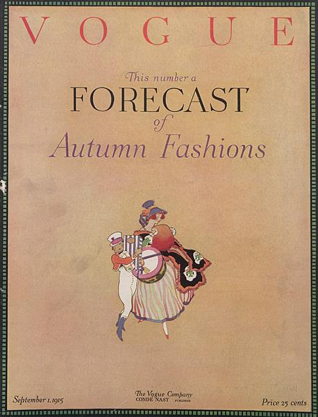 Issue: - September 1 1915 | Vogue