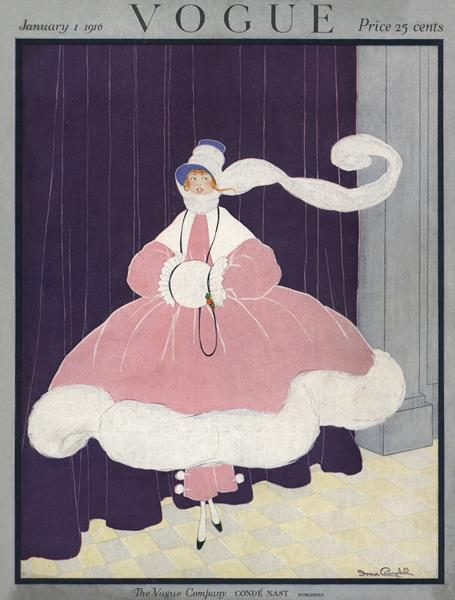 Issue: - January 1 1916   Vogue