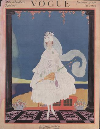 Cover for the January 15 1916 issue