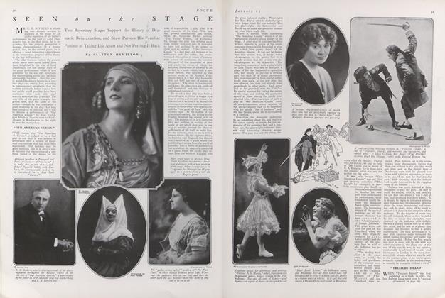 Article Preview: , January 15 1916 | Vogue