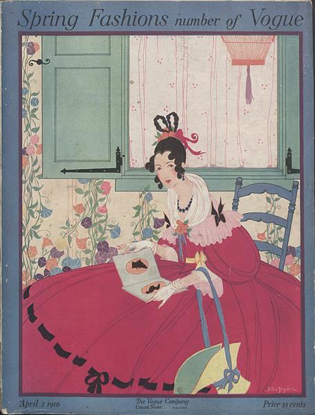 Issue: - April 1 1916   Vogue