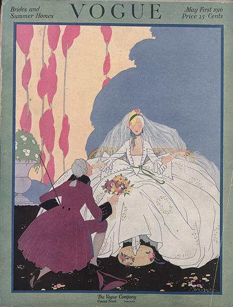 Issue: - May 1 1916 | Vogue