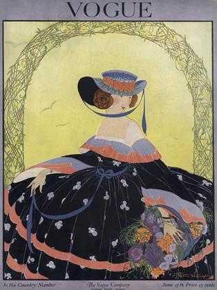 Cover for the June 15 1916 issue