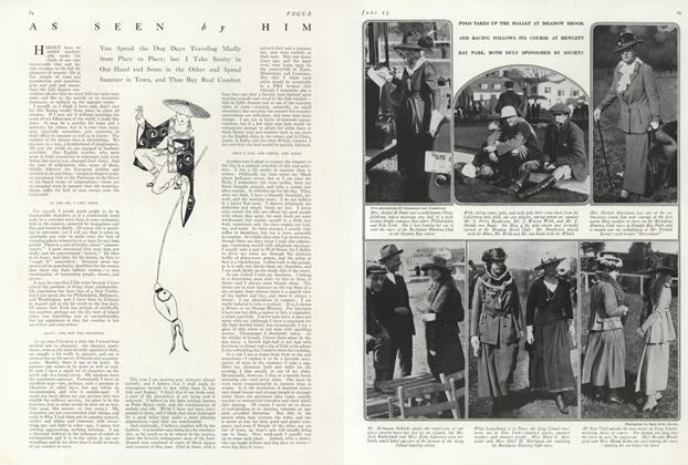 Article Preview: , June 15 1916 | Vogue