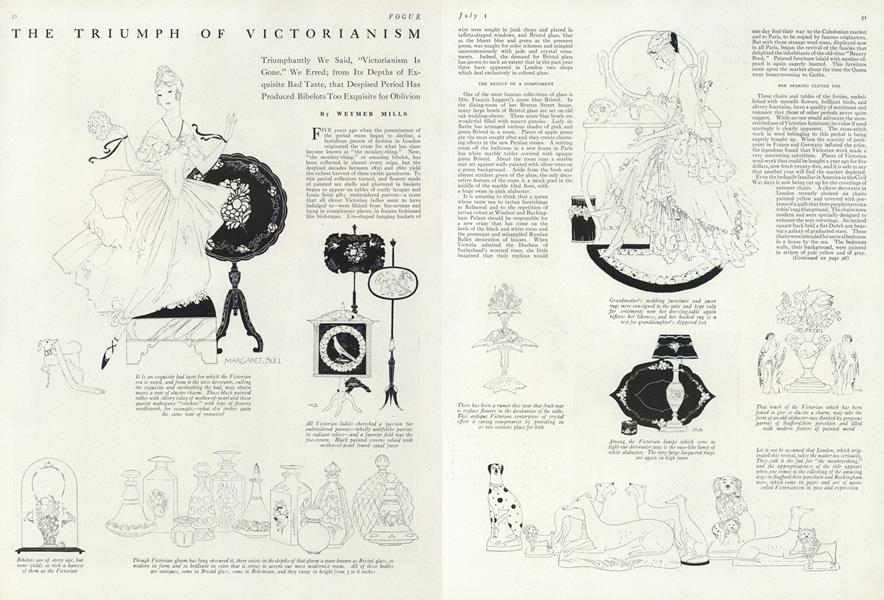 The Triumph of Victorianism