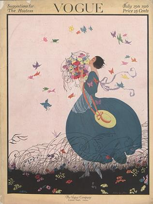 Cover for the July 15 1916 issue