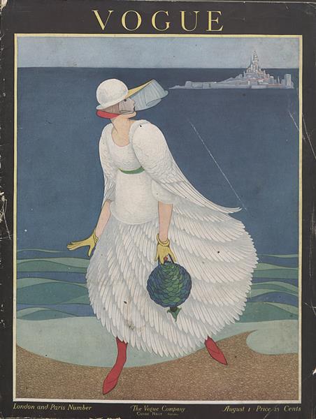 Issue: - August 1 1916 | Vogue