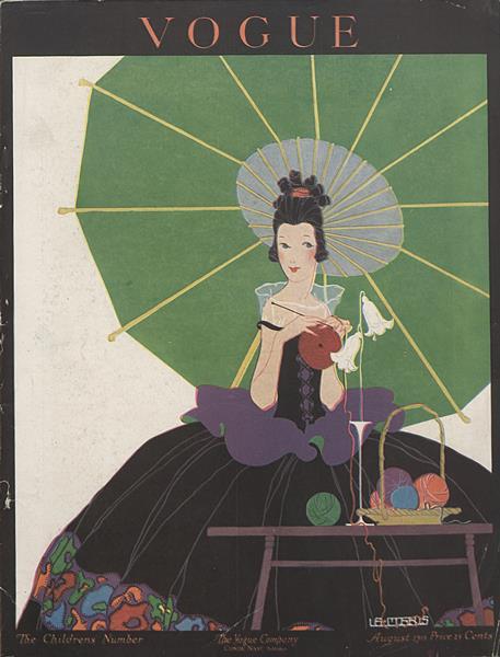 Issue: - August 15 1916   Vogue