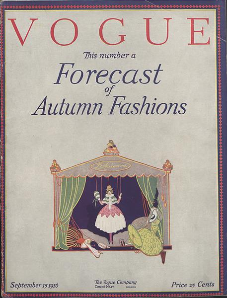 Issue: - September 15 1916 | Vogue