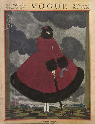 Cover for the October 15 1916 issue