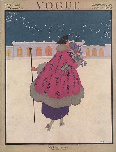 Issue: - December 1 1916   Vogue