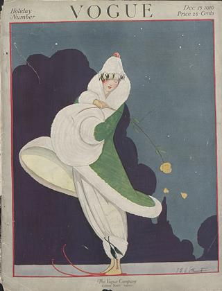 Cover for the December 15 1916 issue