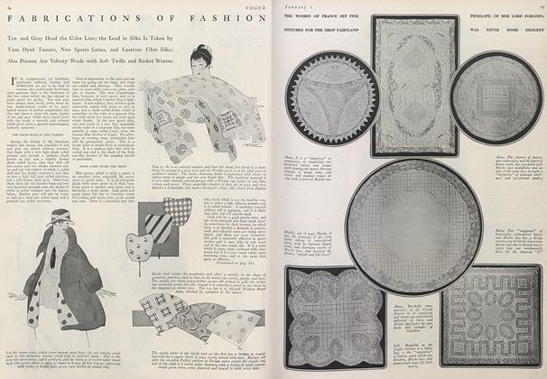Fabrications of Fashion