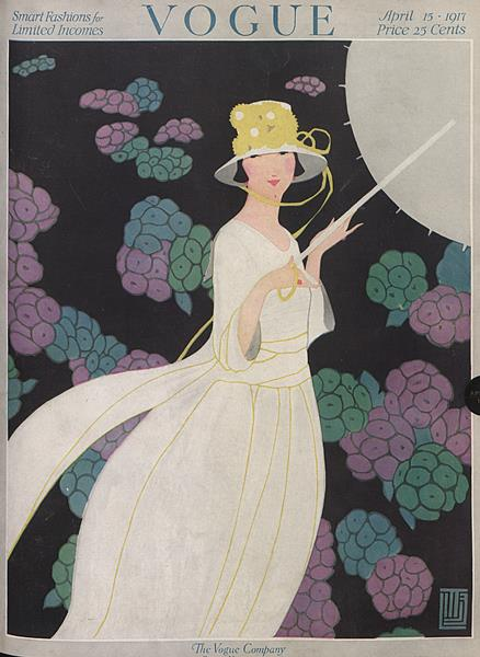 Issue: - April 15 1917 | Vogue