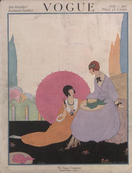 Issue: - July 1 1917 | Vogue