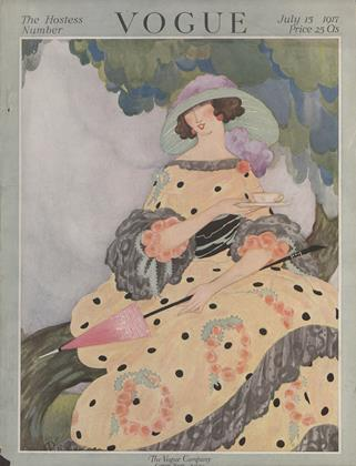 Cover for the July 15 1917 issue