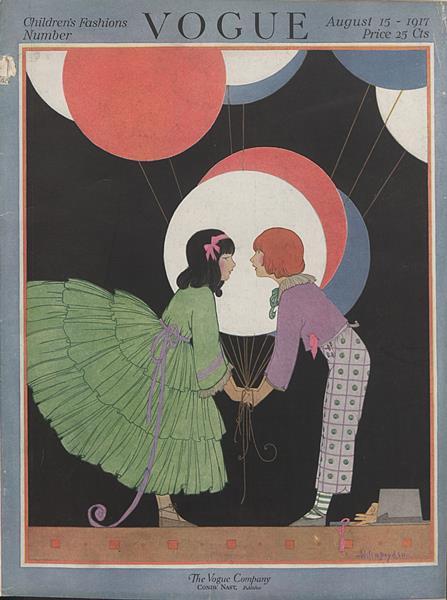 Issue: - August 15 1917 | Vogue