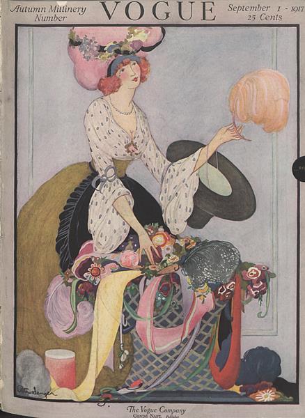 Issue: - September 1 1917 | Vogue